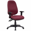 Fabric Office Chair - Ergonomic Computer Chair - BT-661-BY-GG