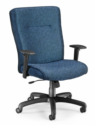 Fabric Office Chair - Executive/Conference Chair - OFM - 606