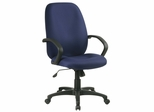 Fabric Office Chair - Executive Managers Chair - Office Star - EX2654