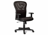 Fabric Office Chair with Mesh Back - Airro 8701 ST Desk Chair - Standard Systems Seating - 8701