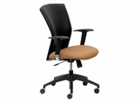 Fabric Office Chair with Mesh Back - C-RITE 7001 ST Desk Chair - Standard Systems Seating - 7001ST