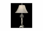 Fabric Sebec Table Lamp - Dale Tiffany