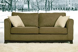 Fabric Sofa in Olive Green - TD3105-KF-01-SOFA
