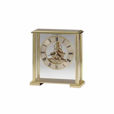 Fairview Quartz Table Clock - Howard Miller