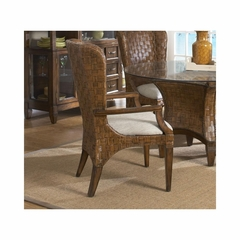 Fairwinds Woven Arm Chair - Set of 2 - Largo - LARGO-ST-D2239-249