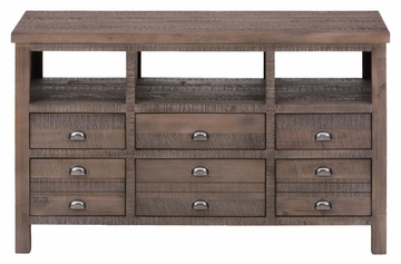 "Falmouth Weathered Grey 50"" TV Stand - 067-50"