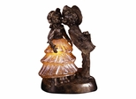 Favrile Kissing Kids Accent Lamp - Dale Tiffany