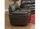 Fenmore Black Arm Chair - 502953