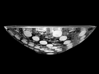 Festival Crystal Bowl - Dale Tiffany - GA80521