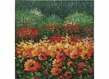 Field of Flowers Oil Painting - 960586