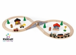 Figure 8 Train Set in Multi-Color - KidKraft Furniture - 17822