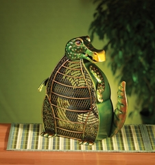 Figurine Fan - Alligator - Deco Breeze - DBF0331