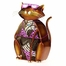 Figurine Fan - Cat - Katerina - Deco Breeze - DBF0176