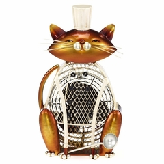Figurine Fan - Cat - Saute - Deco Breeze - DBF0172