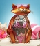 Figurine Fan - Cat - Summer - Deco Breeze - DBF0175