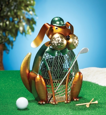 Figurine Fan - Dog - Bogey - Deco Breeze - DBF0179