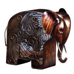 Figurine Fan - Elephant- Deco Breeze - DBF0373