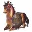 Figurine Fan - Horse - Deco Breeze - DBF0334