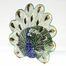Figurine Fan - Peacock - Deco Breeze - DBF0268