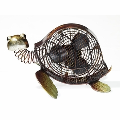 Figurine Fan - Sea Turtle - Deco Breeze - DBF0378