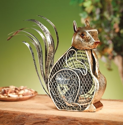 Figurine Fan - Squirrel - Deco Breeze - DBF0225