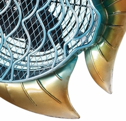 Figurine Fan - Tropical Fish - Deco Breeze - DBF0368