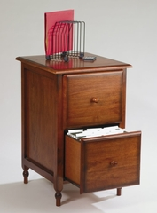 File Cabinet in Antique Cherry - Office Star - KH30