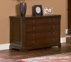 File Cabinet in Cherry Archaize - Coaster