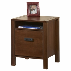 File Cabinet in Mahogany - Mission Nuevo - Inspirations by Broyhill - 305-015