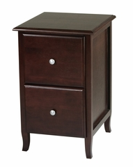 File Cabinet in Merlot - Office Star - ME30