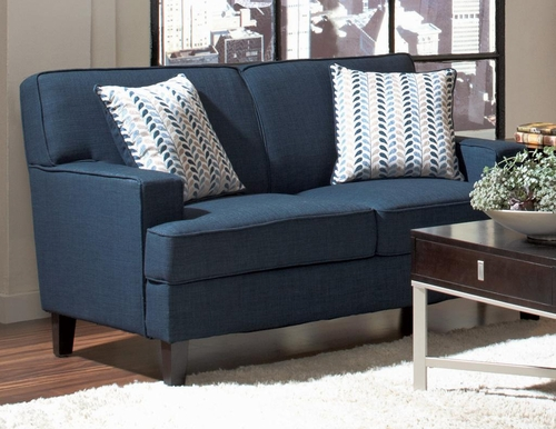 Finley Transitional Styled Loveseat - 504322