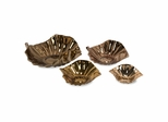 Fiorello Ceramic Trays (Set of 4) - IMAX - 64081-4
