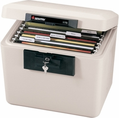 Fire Safe Security File Cabinet - Sentry Safe - 1170