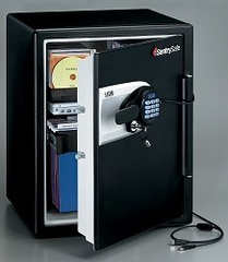 Fireproof / Waterproof Safe with Full Service Delivery - Sentry - QE5541