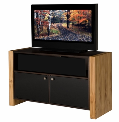 Flat Panel / Flat Screen TV Stand - 54 Inch Contemporary TV Entertainment Console for Plasma/LCD Installations - IPANEMA
