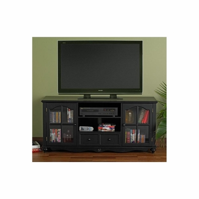 Flat Panel / Flat Screen TV Stand - Coventry Large TV Console - Holly & Martin