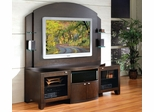 Flat Panel / Flat Screen TV Stand with Back Panel - Bolero - JSP Furniture - B-60-P