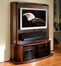 Flat Panel / Flat Screen TV Stand with Back Panel - Tango - JSP Furniture - T-70