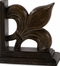 Fleur-De-Lis Bookends (Set of 2) - IMAX - 47074-2