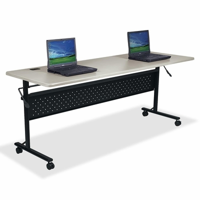 Flipper Table - Silver - LLR60672