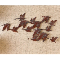 SEI Flock of Geese Wall Art