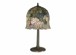 Flowering Lotus Replica Table Lamp - Dale Tiffany