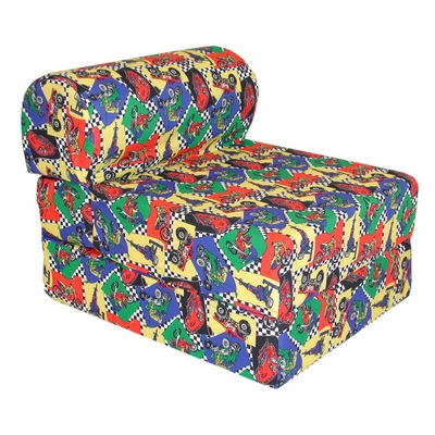 Foam Furniture Kids Studio Chair Sleeper Jr. Twin 24