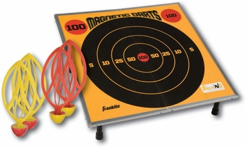 Fold-N-Go Magnetic Dart Toss - Franklin Sports