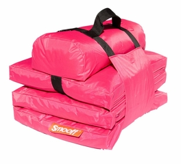Foldable Lounge Mattress - SMOOFF Kidzz - Sweet Pink - SMK20104SP