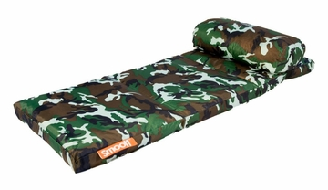 Foldable Lounge Mattress - SMOOFF Kidzz - Tough Camo - SMK20104TC
