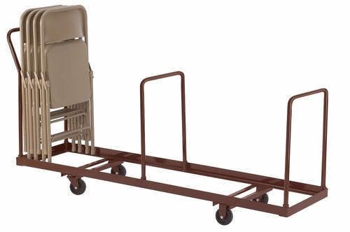 Folding Chair Dolly (35 Chair Capacity) - National Public Seating - DY-35