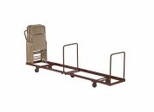 Folding Chair Dolly (50 Chair Capacity) - National Public Seating - DY-50
