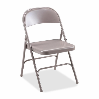 Folding Chairs - Beige 4 Count- LLR62500