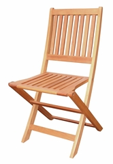 Folding Side Chair - 53506P